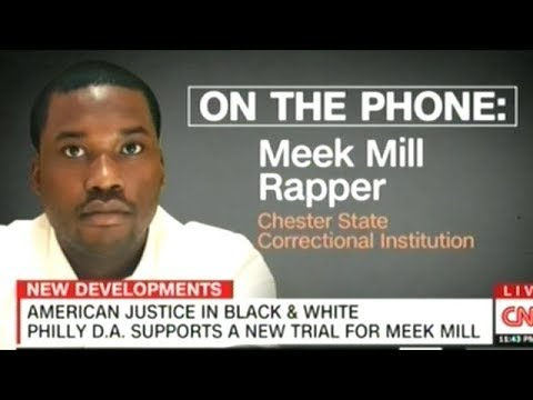 Jailhouse Phone Interview With Rapper Meek Mill