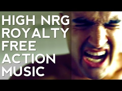 High Energy Rock / Action / Sports Background Music | Royalty Free
