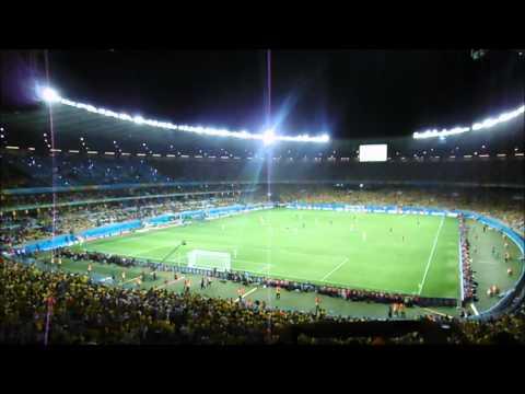 Semifinal Germany vs. Brazil 08/07/2014 Mineirão