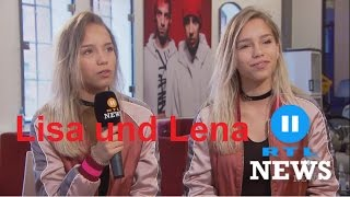 Exklusiv im TV-Interview: Die Musical.ly-Stars Lisa und Lena | RTL 2 News