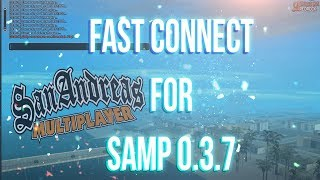 FAST CONNECT ДЛЯ GTA SAMP. ARIZONA RP RED-ROCK.