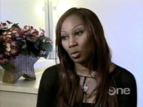 Yolanda Adams - Interview (2005)