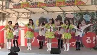 りんご収穫祭(2ステージ目) (弘前市りんご公園)