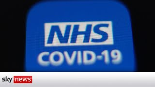 NHS app to ping fewer people to isolate
