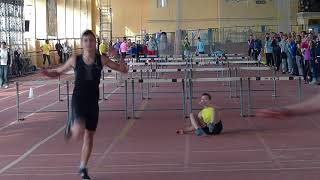 24 02 2018 60 м с барьерами Юноши