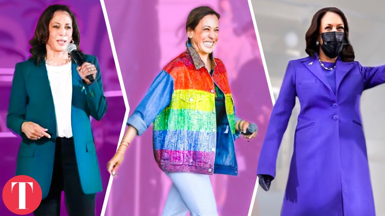 15 Times Kamala Harris Showed The Power Of Fashion