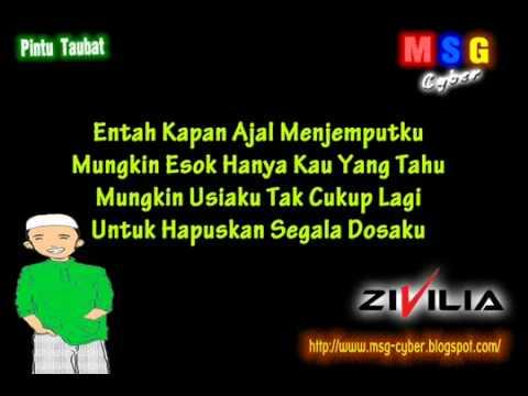 Zivilia - Pintu Taubat (Religi 2011) + Lirik Lagu.mp4