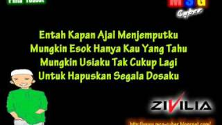 Video Zivilia - Pintu Taubat (Religi 2011) + Lirik Lagu.mp4 download MP3, 3GP, MP4, WEBM, AVI, FLV November 2017