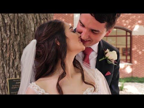 Introducing Mr. & Mrs. Barnard // Waco Wedding