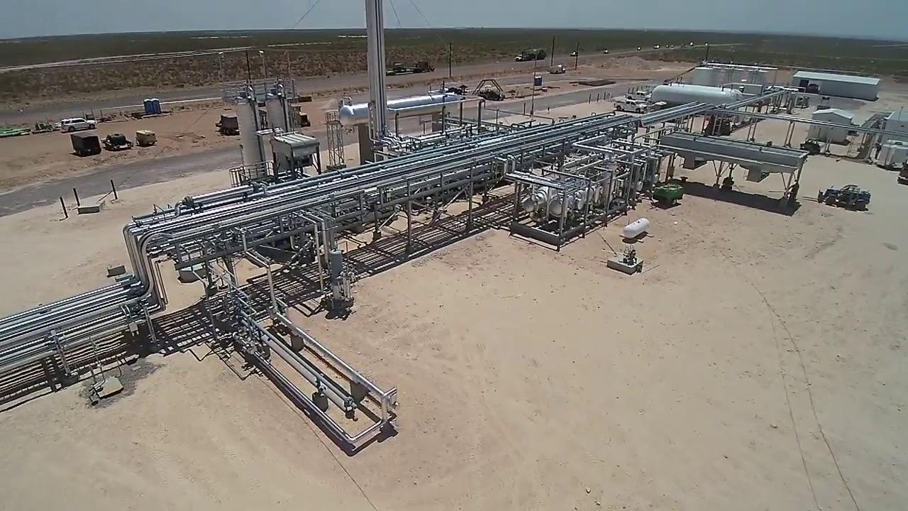 Veritas Gas Processing