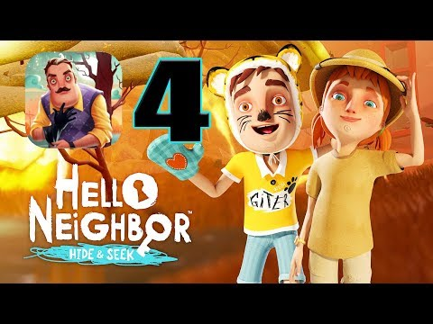 Free Download Hello Neighbor Hide And Seek - Myhiton