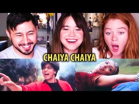 CHAIYA CHAIYA | Dil Se | SRK | Malaika Arora Khan | Music Video Reaction!