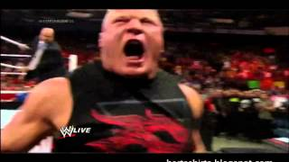 Brock Lesnar Voice Crack (remix)