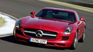 2011 Mercedes-Benz SLS AMG  Videos