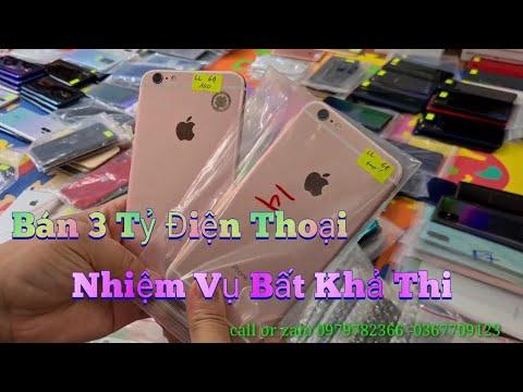 Gần 3 tỷ tiền Điện thoại Cần bán Trực Tiếp Tại Shop dịp Tết Năm Nay    iphone cũ giá rẻ - iphone cũ