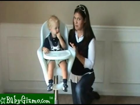 Baby Gizmo Boon Flair High Chair Review