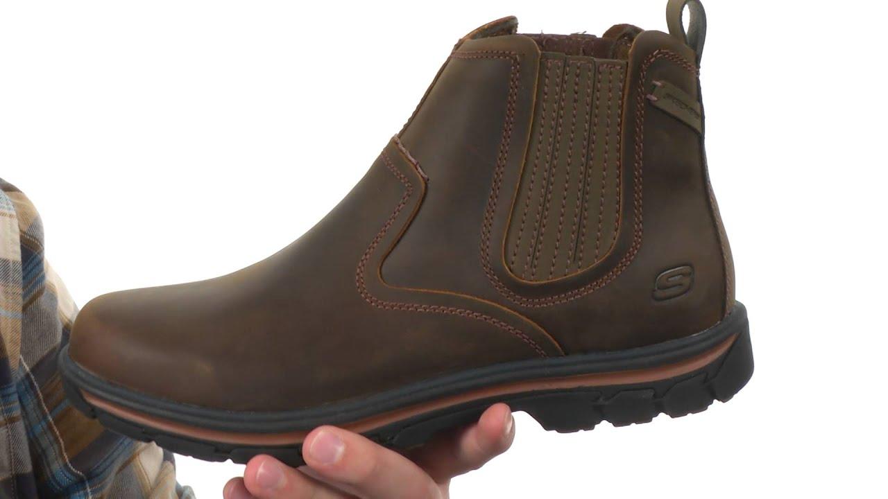 Skechers USA Segment-Dorton (Men's) WNGD5qtp