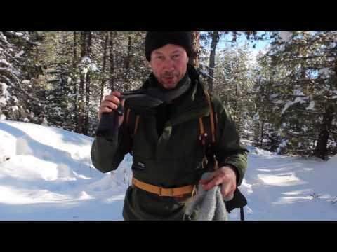 Best Winter Clothes for Bushcraft