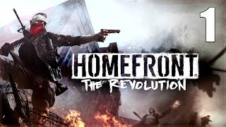 Homefront The Revolution - Parte 1 Español - Walkthrough / Let