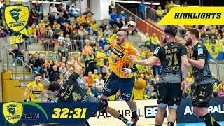 EHF Cup: Rhein-Neckar Löwen vs. USAM Nimes 32:31 - die Highlights