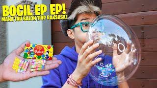 Download BOCIL EP EP MANA TAU BALON TIUP RAKSASA JADUL INI!!! SEMUA LARI KETAKUTAN PAS MELEDAK!!!