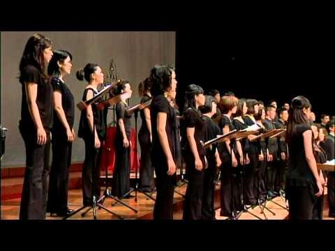 五首希伯來文愛之歌 Five Hebrew Love Songs Conductor: YunHung CHEN,Performance:Taipei Chamber Singers