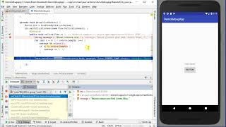 Debugging in Android Studio: Android Programming