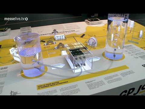 HANNOVER MESSE 2017: Integrated Energy - Erneuerbare Energien