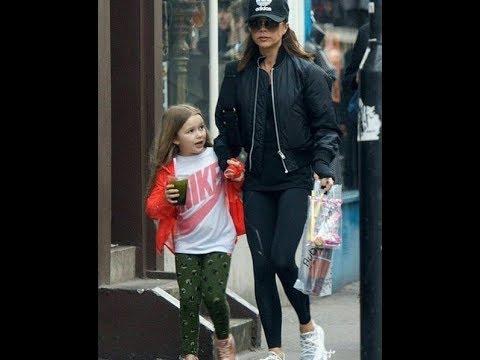 Harper Beckham дочь Дэвида и Виктории Бекхэм ♔♔♔