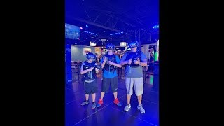 We Were The First To Try The Vex VR HTC Vive System!