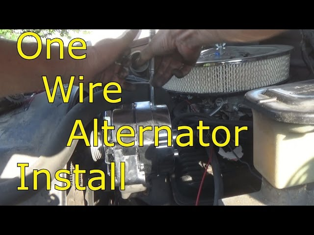 Gm One Wire Alternator Wiring Diagram from i.ytimg.com