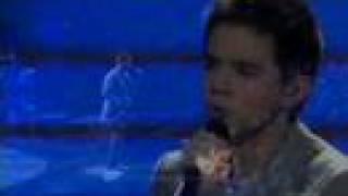 David Archuleta - In This Moment (5-20-08)