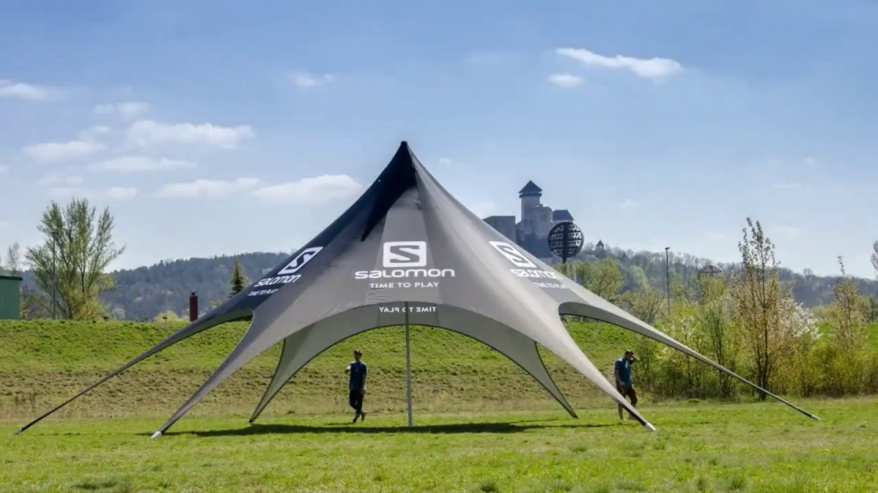 Star Tents Perfect For Outdoor Events | Sun Leisure