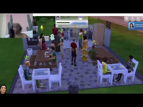 Sims 4 dine out series(pt.1) |