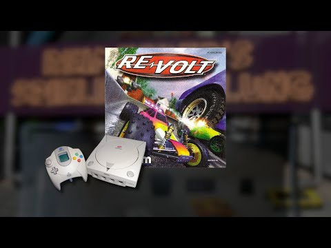 Gameplay : ReVolt [Dreamcast]