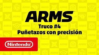 Trucos para ARMS #4 - Puñetazos con precisión (Nintendo Switch)
