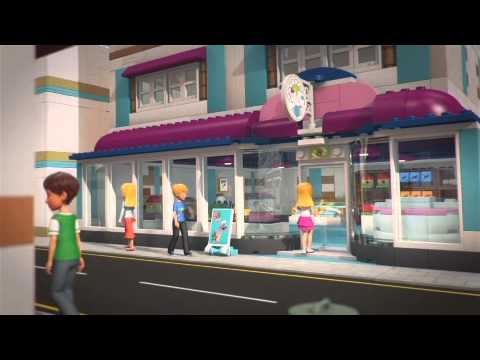 Schools Out - LEGO Friends - Mini Movie