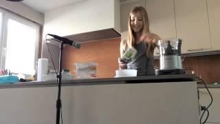 Asmr: Making~healthy Gluten Free Bars
