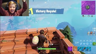 My First Fortnite Solo Victory Royale!! 8K win on PC!!