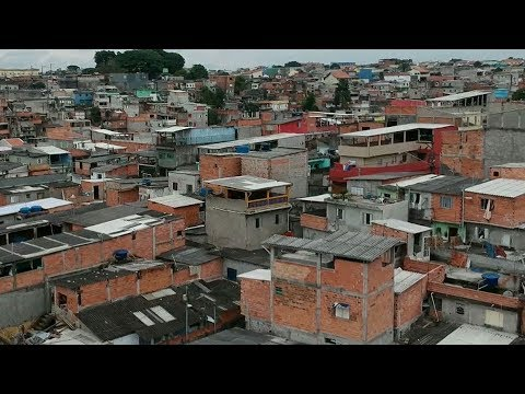 Even In Brazil's Richest Cities, Millions Live In Poverty