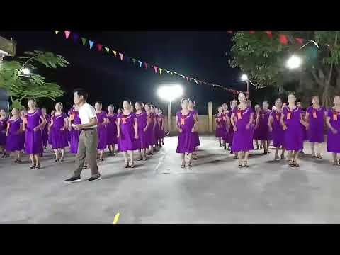 Nhuần Nguyễn Thị Khiêu Vũ Thể Thao Xã Phú Lương
