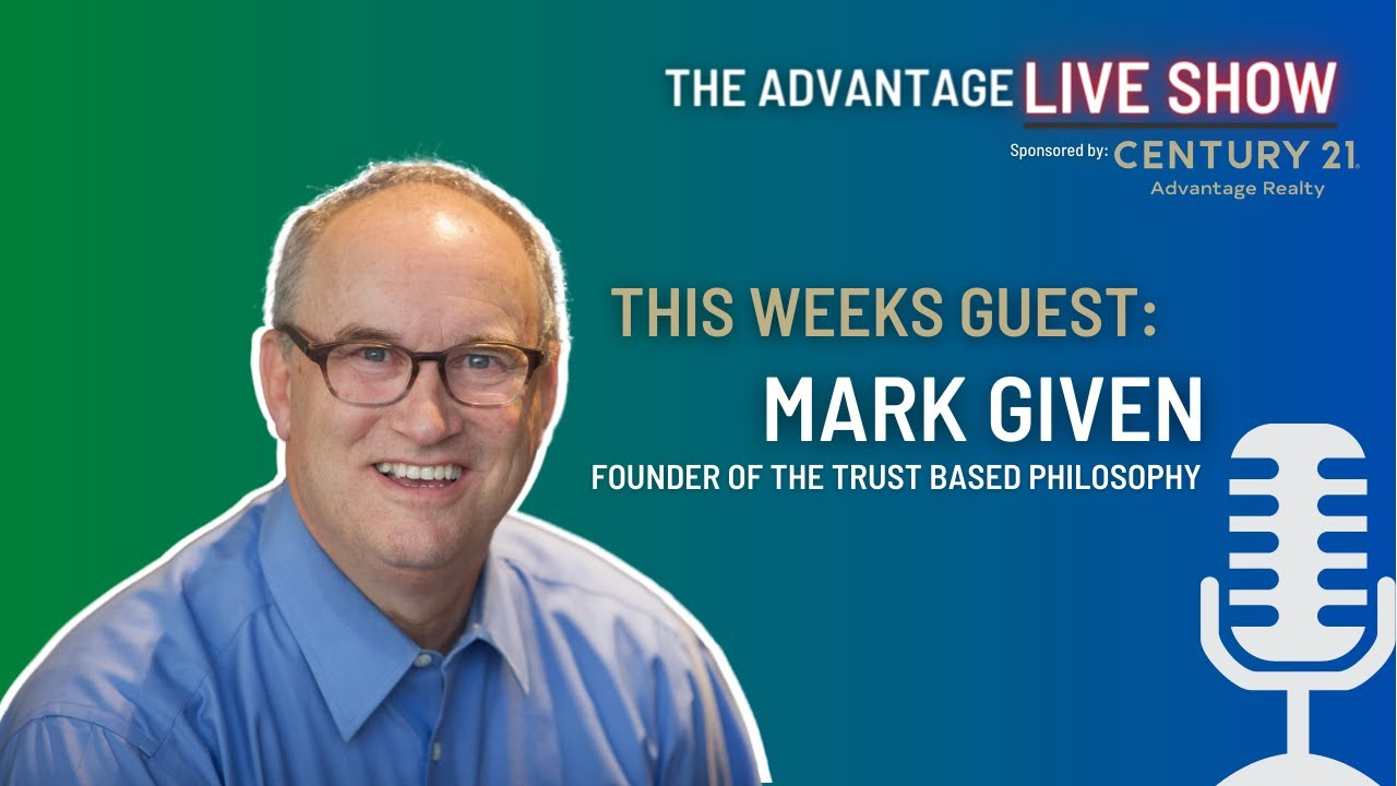 Conversation with Mark Given Founder of the Trust Based Philosophy