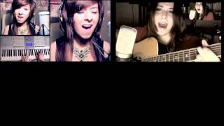 ''The Dragonborn Comes'' By Christina Grimmie & Malukah w/ Lyrics