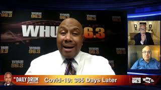 #WHUTtv presents - The Daily Drum | COVID 365