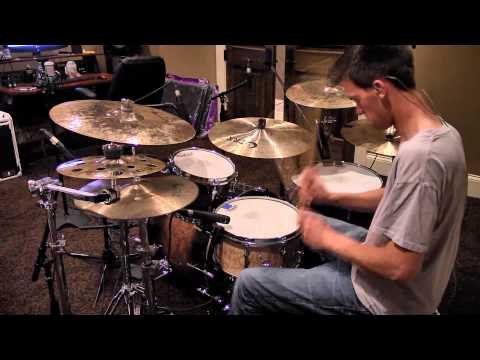 Jackson Ward - Maroon 5 - This Love (drum cover)