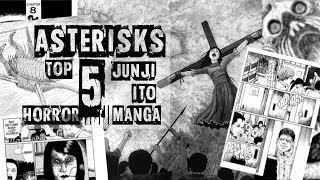 Top 5 Junji Ito Horror Manga