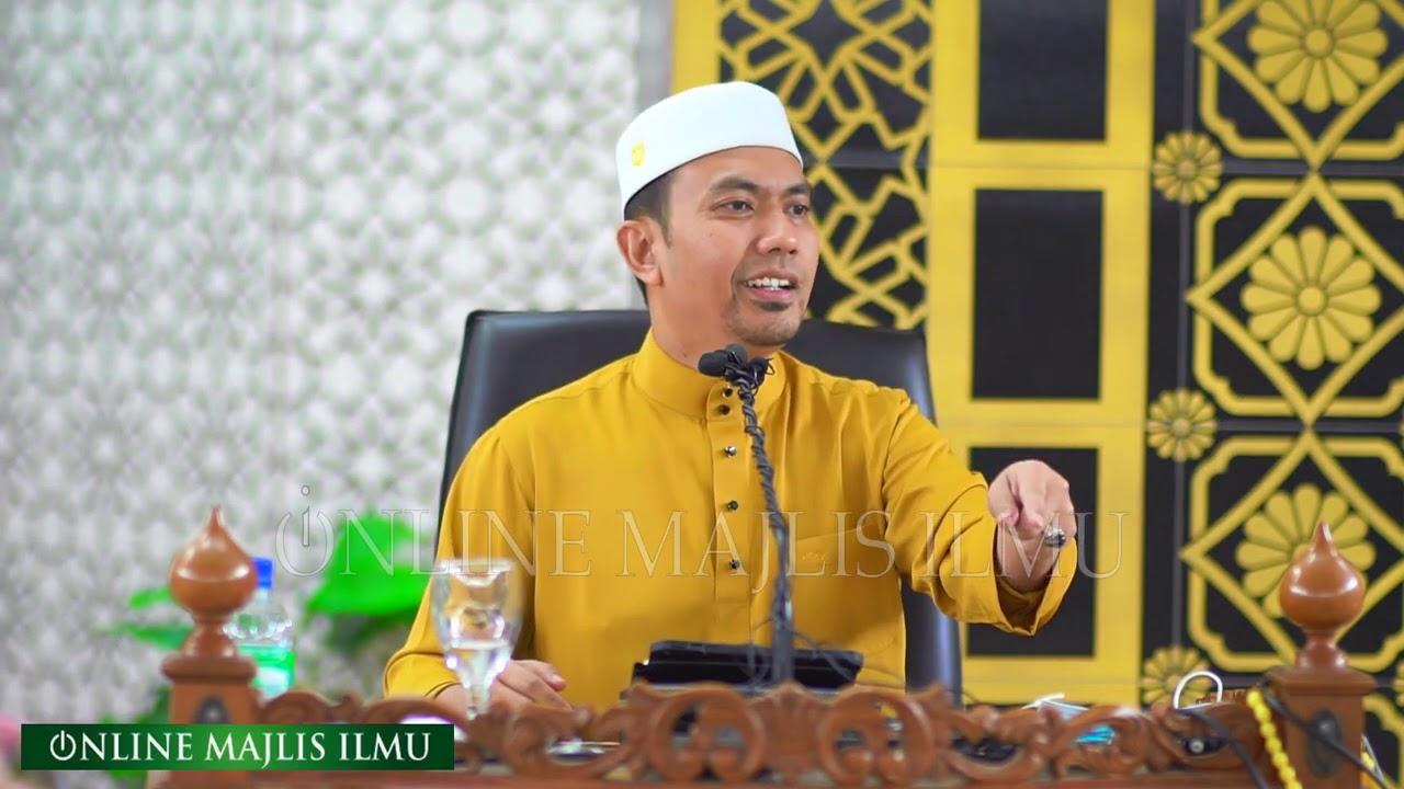 Prof Madya Dato' Dr Mohd Izhar Ariff ᴴᴰl 26072020 l Muhasabah Diri Dari Peringatan Allah