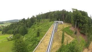 Skisprungschanze hinzenbach -