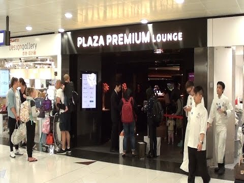 Priority Pass, Plaza Premium Lounge, Hong Kong, HKG