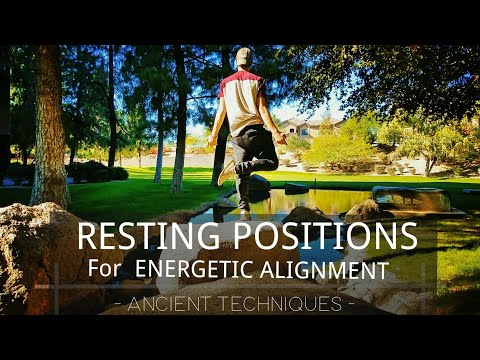 PHYSICAL ALIGNMENT — ANCIENT TECHNIQUES ☀️ POSITIONS for SUNGAZING, ENERGETIC FLOW &...